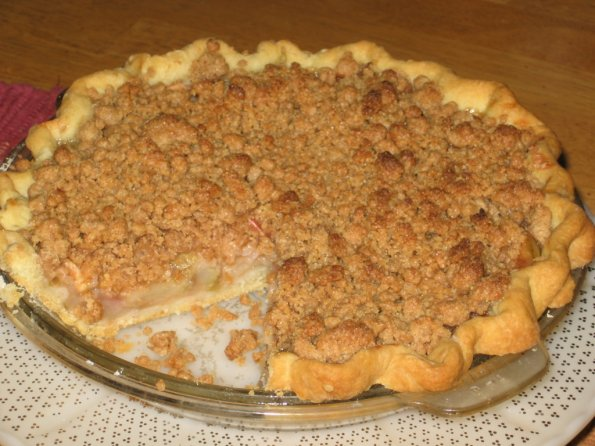 Apple Streusel Tart With Honey Crust Recipes — Dishmaps