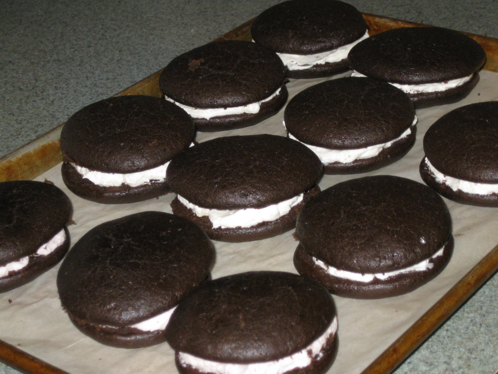 Whoopie Cookies Were Added To Start And Run A Home Based Food Business